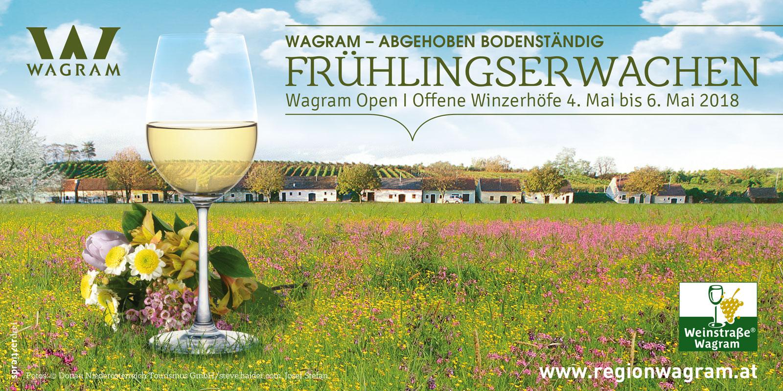 Wagram Open | Offene Winzerhöfe